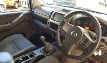 2011 NISSAN NAVARA 2.5 DCi SE P/U D/C for sale in Centurion full