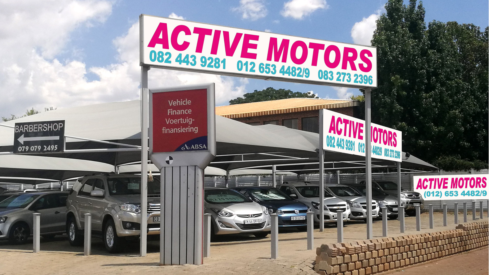 Active Motors - Used Cars for Sale in Centurion