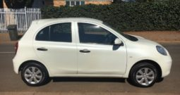 2012 Nissan Micra 1.2 Acenta for sale in Centurion