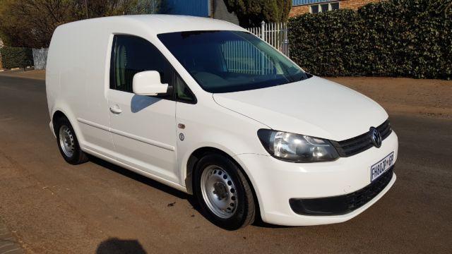 2011 VW CADDY 1.6i F/C S/C for sale in Centurion full