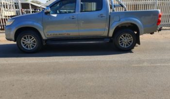 2015 TOYOTA HILUX 3.0 D-4D LEGEND 45 R/B P/U D/C  for sale Centurion full