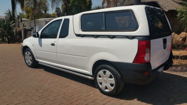 2014 NISSAN NP200 1.6 (SAFETY PACK ) P/U S/C for sale in Centurion full