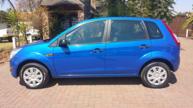 2015 FORD FIGO 1.4 AMBIENTE 5dr for sale in Centurion full