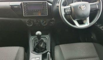 2018 TOYOTA HILUX 2.4 GD-6 SRX 4X4 P/U D/C for sale in Centurion full